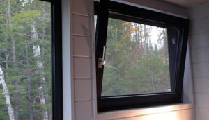 Tilt-Turn Window System