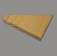 4 5/8 x 3/4 Wood Jamb