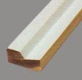 1 1/2 x 3/4 Wood Jamb