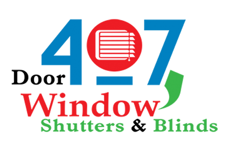 407 Windows and Shutters Logo